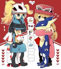 Corni (Korrina ) - Pokémon - Zerochan Anime Image Board