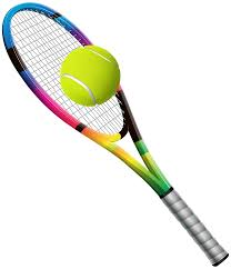 tennis racquet transpa background