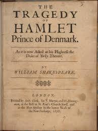 William Shakespeare Hamlet Summary and Analysis