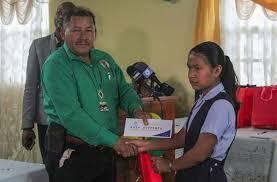 Reg. Nine NGSA top students get 'push start' - Guyana Chronicle