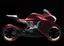 honda v4 motorcycle concept with