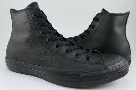 converse all star hollis leather hi top