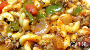 american chop suey recipe how to make