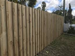 Timber Fences All Fence