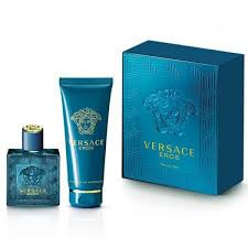 versace eros edt 100ml gift set for men