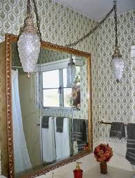 bathroom hanging lights