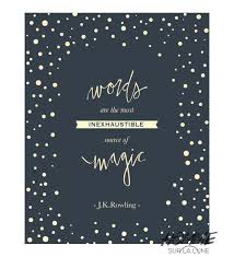 words quote jk rowling quote harry potter quote art home