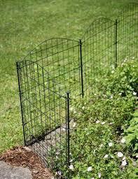 5 Panel Critter Fence For Gardens Gardener S Supply In 2020 Small Garden Fence Diy Garden Fence Fenced Vegetable Garden