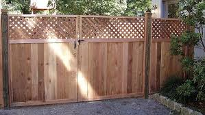 Pin By Ann Patterson Fencing Design On Home Ideas In 2020 Fence Design Backyard Fences Garden Fence Panels