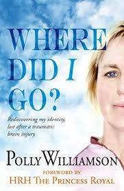 Where did I go?: Rediscovering My Identity, Lost After a Traumatic Brain  Injury - Kindle edition by Williamson, Polly, The Princess Royal, HRH.  Health, Fitness & Dieting Kindle eBooks @ Amazon.com.