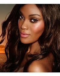 dark skinned las saubhaya makeup