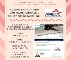Thank you to our class sponsor for... - Santa Clara County ...