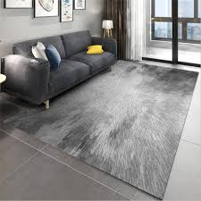 area rug for living room 3d abstract