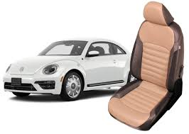 vw beetle seat covers interiors