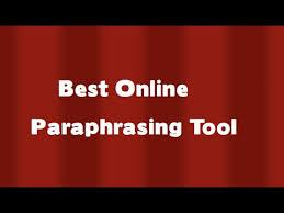 Paraphrasing Tools: A New Problem | Stop Plagiarism: Tools to Stop ...