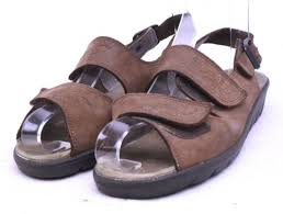 womens uk size 5 brown leather sandals