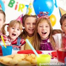 Los Invitados A Las Fiestas De Cumpleanos Infantiles