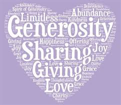 christian quotes about generosity