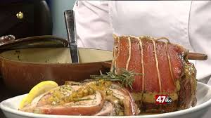 Hyatt Regency Chesapeake Bay Resort is serving up some tasty dishes to pair  with some holiday events - 47abc