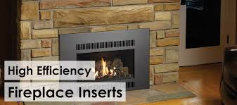 high efficiency fireplace inserts