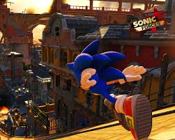 sonic forces wallpaper in 1280x1024