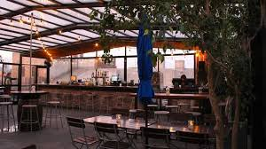 berry park rooftop bar in new york