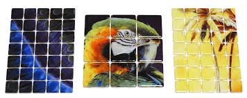 recycled glass mosaics images in tile usa