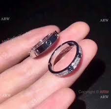 fake cartier love wedding band ring