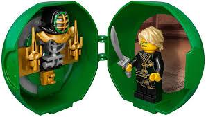 LEGO 853899 Ninjago Sons of Garmadon Lloyd's Kendo Training Pod ...