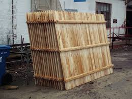 National Fence 6 X 8 Spruce Panels 28 00 6 X 8 Cedar Mill Run Stockade Panels 43 00 5 X 8 Cedar Mill Run Stockade Panels 29 00 5 Round Pressure Treated Posts