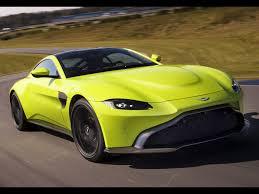2018 Aston Martin Vantage debuts with reveal in Dubai | Drive Arabia