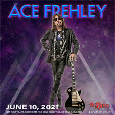 The Rave/Eagles Club | Official Ace Frehley Concert and Ticket Information  for June 10, 2021 concert in Milwaukee WI