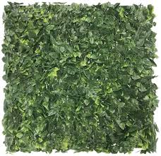 Amazon Com Ecoopts Privacy Fence 20 X 20 Rose Leaf Artificial Greenery Panel For Outdor Indoor Backyard Garden Privacy Fence Ivy Screen Decoration 6 Pack Garden Outdoor