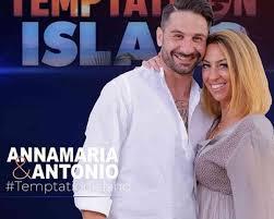 Antonio e Annamaria di Temptation