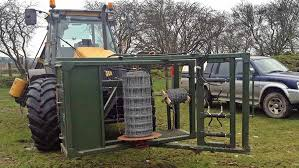 Inventions Competition 2019 Slick Fencing Kits And One Man Wood Processors Farmers Weekly
