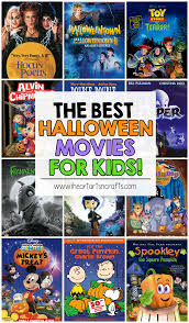 The Best Halloween Movies For Kids! - I ...