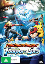 Amazon.com: Pokemon Ranger and the Temple of the Sea DVD: Movies & TV