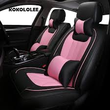 pu leather car seat cover for mazda all
