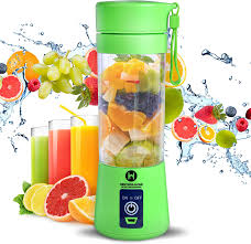 USB Rechargeable Portable Smoothie Blender – Home and Thingz