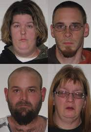 Four arrested in connection with Hancock burglary spree - Herald-Whig -
