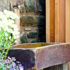 stone sink eton terrace garden