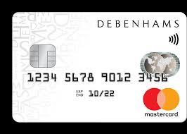 debenhams credit card debenhams