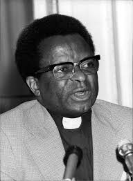 Amazon.com: Vintage photo of Bishop Abel Muzorewa speaking.: Entertainment  Collectibles