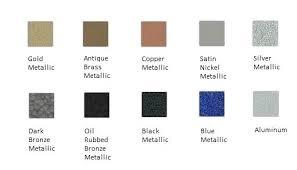 krylon satin paint color chart