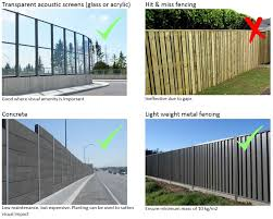 Guide To Noise Barriers Cass Allen Associates Ltd Independent Acoustic Consultants
