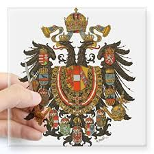 Cafepress Austria Hungary Coat Of Arms Sticker Square Bumper Sticker Car Decal 3 X3 Small Or 5 X5 Large Buy Products Online With Ubuy Lebanon In Affordable Prices B06xzrm1q5
