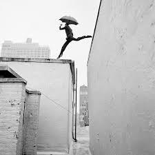 RODNEY SMITH Reed Leaping Over Rooftop, New York, New York, 2007 ...