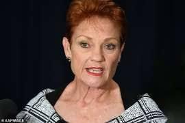 Pauline kicks an own goal: One Nation leader calls far-right ...
