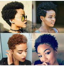 Pin by Cecile West on hair | Natural hair styles, 4c natural hairstyles  short, Tapered hair