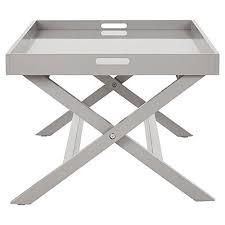 butlers fold away tray coffee table
